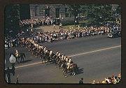 MEMORIAL DAY PARADE IN WASHINGTON DC.(Photo:wikipedia)