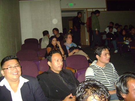 Mr.Rajan,Dick and mohan were also there in program